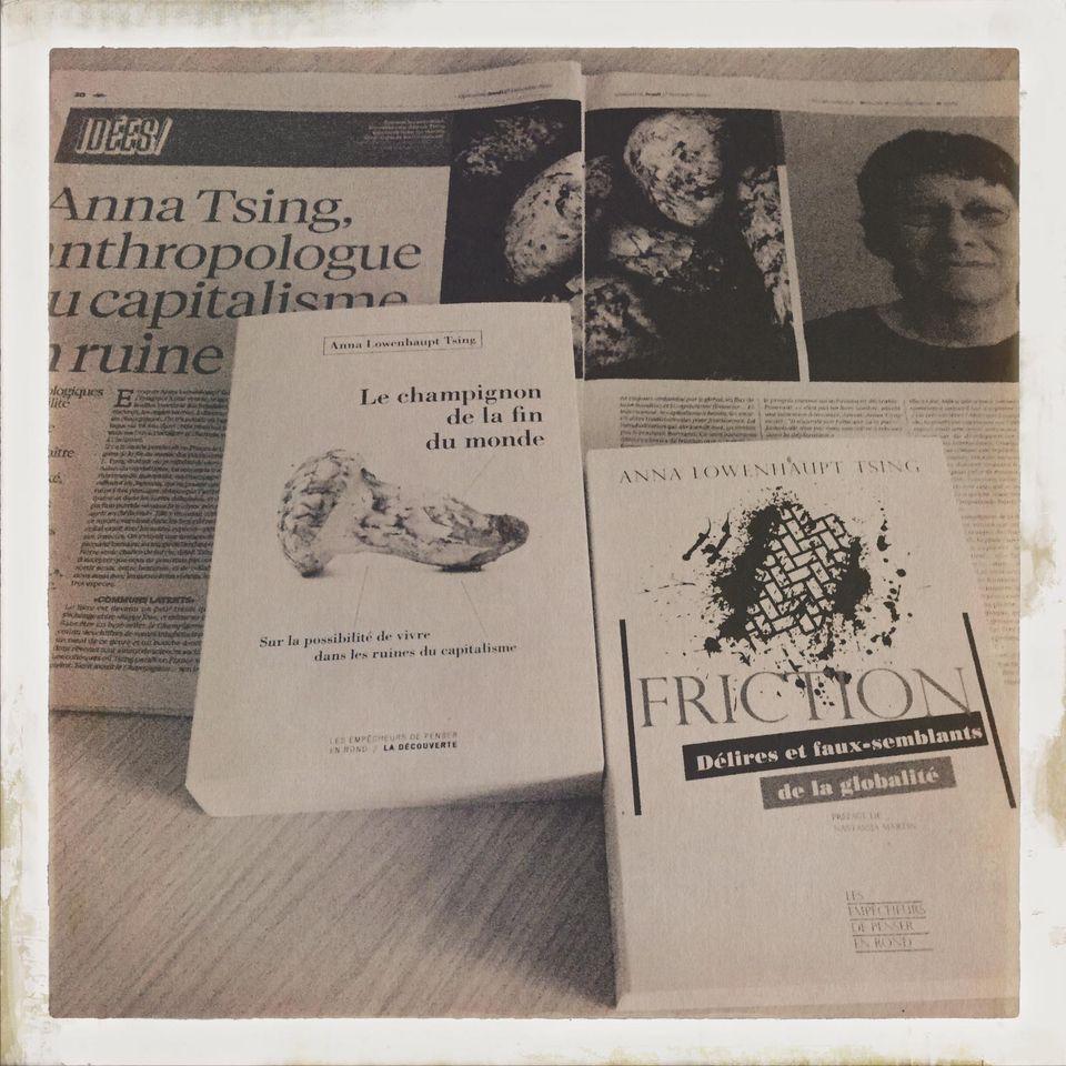 [ACTUALITÉ] L'anthropologue Anna Tsing à l'honneur