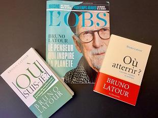 [ACTUALITÉ] Le nouveau livre de Bruno Latour