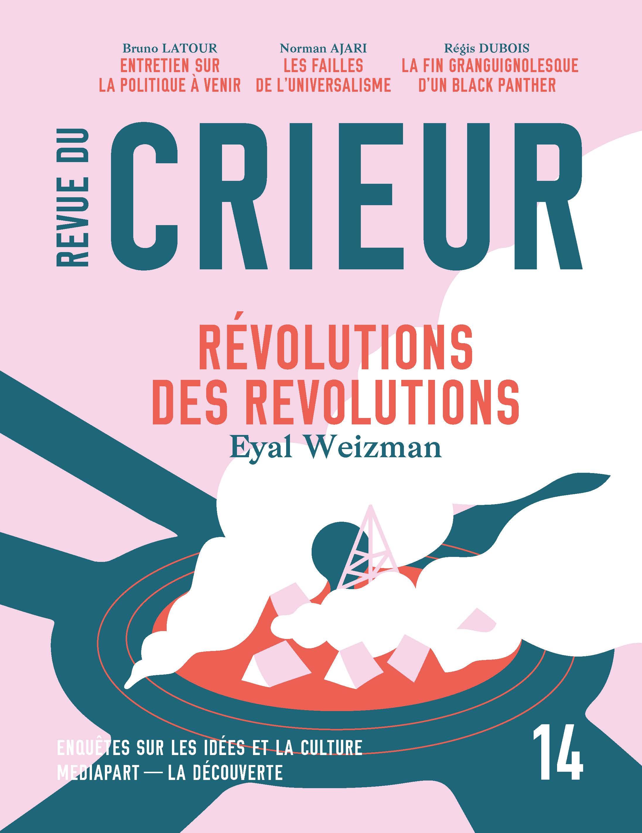 Revue du crieur - Octobre 2019