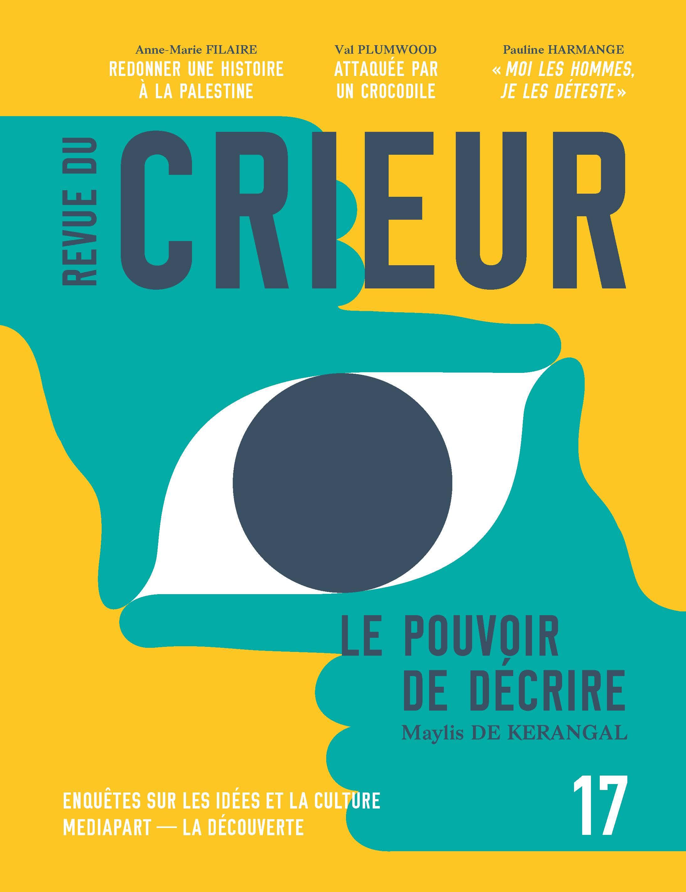 Revue du crieur - Novembre 2020
